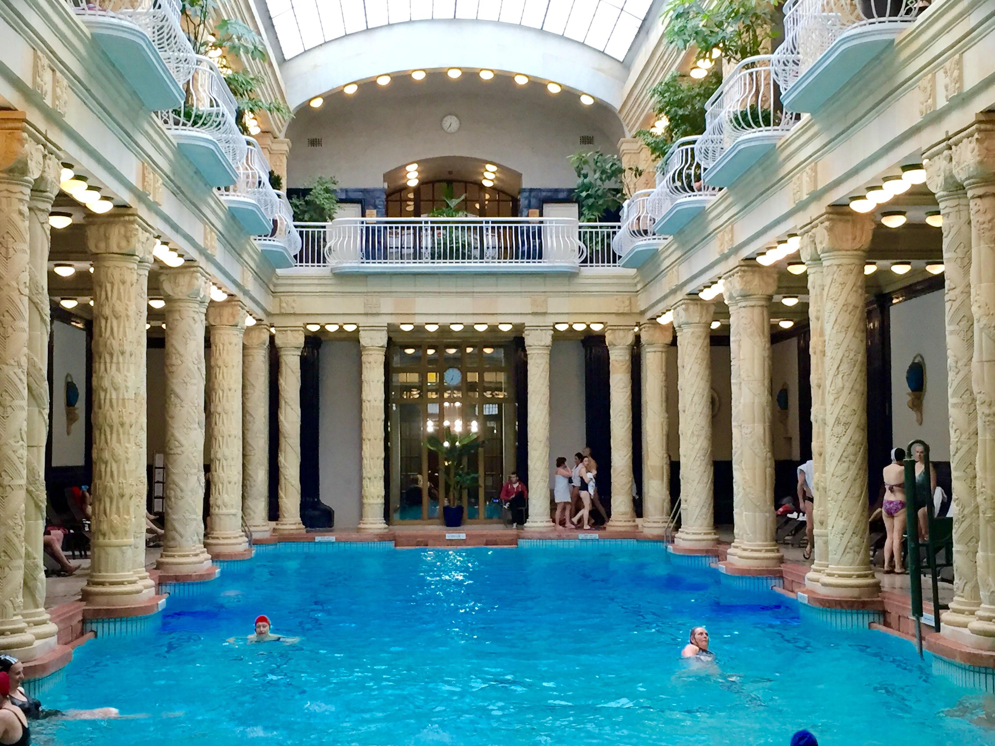 balnearios de budapest