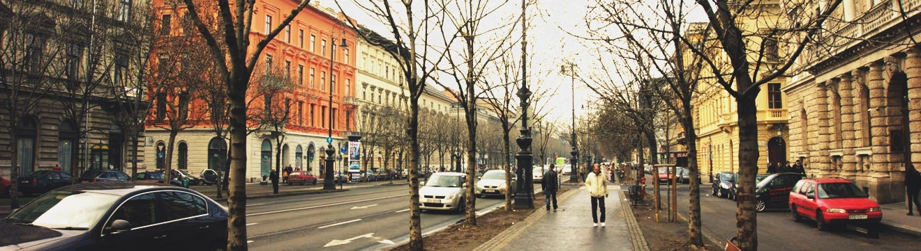 avenida andrassy